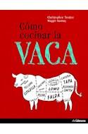 Papel COMO COCINAR LA VACA (ILUSTRADO) (CARTONE)