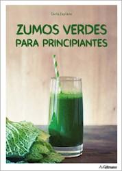 Libro Zumos Verdes Para Principiantes