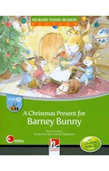 Papel A Christmas Present for Barney Bunny - Level B