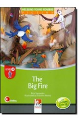 Papel The Big Fire - Helbling Young Readers (Starters)