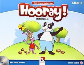 Papel Hooray! Let's Play! Starter Student's Book
