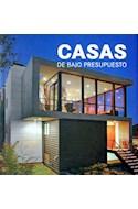 Papel CASAS DE BAJO PRESUPUESTO (CARTONE)