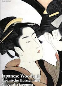 Libro Japanese Woodcuts / Xilografia Japonesa