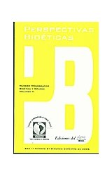 Papel PERSPECTIVAS BIOETICAS 21 AÑO 11