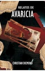 E-book RELATOS DE AVARICIA