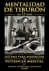 Libro Mentalidad De Tiburon - Las 13 Leyes
