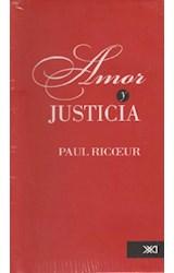 Papel AMOR Y JUSTICIA