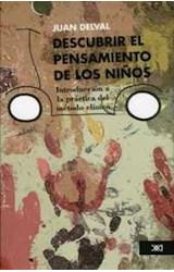 Papel DESCUBRIR EL PENSAMIENTO DE LOS NIÑOS