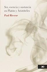 Libro Ser Esencia Y Sustancia En Platon Y Aristoteles