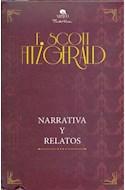 Papel FRANCIS SCOTT FITZGERALD NARRATIVA Y RELATOS (COLECCION TINTA VIVA) [2 TOMOS] (ESTUCHE)