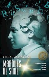 Libro Marques De Sade - Obras Maestras