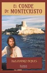 Libro El Conde De Montecristo  -Iconos Literarios-