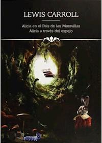 Papel Alicia En El Pais De Las Maravillas & Alicia Atraves Del Espejo - Iconos Literarios