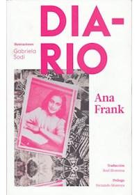Papel Diario De Ana Frank - Arte Y Letras Rustico