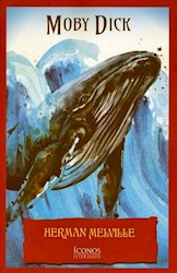 Libro Moby Dick  - Iconos Literarios-