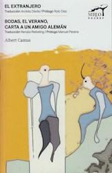 Libro El Extranjero   - Mirlo Pocket