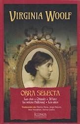 Libro Virginia Woolf - Iconos Literarios-