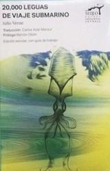 Libro Veinte Mil Leguas De Viaje Submarino - Mirlo Pocket