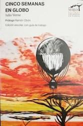 Libro Cinco Semanas En Globo - Mirlo Pocket