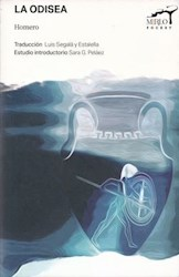 Libro La Odisea - Mirlo Pocket