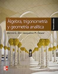 Libro Algebra , Trigonometria Y Geometria Analitica