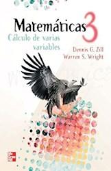 Papel Matematicas 3. Calculo De Varias Variables / 2 Ed.