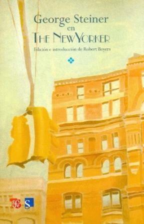 Papel George Steiner En The New Yorker