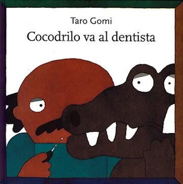 Papel Cocodrilo Va Al Dentista