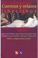 Papel CUENTOS Y RELATOS LIBERTINOS (TEZONTLE)