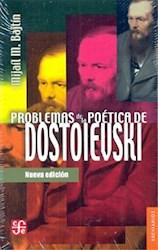 Libro Problemas De La Poetica De Dostoievski
