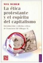 Papel LA ETICA PROTESTANTE Y EL ESPIRITU DEL CAPITALISMO