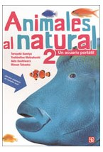 Papel ANIMALES AL NATURAL 2 UN ACUARIO PORTATIL