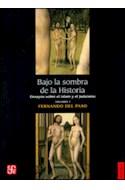 Papel BAJO LA SOMBRA DE LA HISTORIA ENSAYOS SOBRE EL ISLAM Y EL JUDAISMO VOLUMEN 1 (COLECCION HISTORIA)