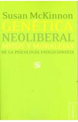 Papel GENETICA NEOLIBERAL