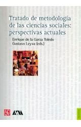 Papel TRATADO DE METODOLOGIA DE LAS CIENCIA SOCIALES: PERSPECTIVAS