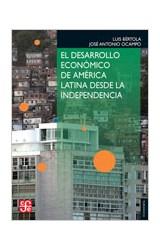 Papel DESARROLLO ECONOMICO DE AMERICA LATINA DESDE LA INDEPENDENCI