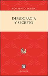 Libro Democracia Y Secreto