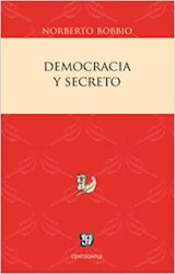 Papel Democracia Y Secreto