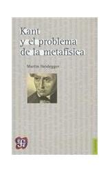 Papel KANT Y EL PROBLEMA DE LA METAFISICA
