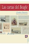 Papel CARTAS DEL BEAGLE (COLECCION TEZONTLE) (ILUSTRADO) (RUSTICO)