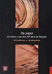 Libro De Papel
