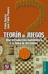 Libro Teoria De Juegos