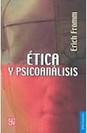 Papel ETICA Y PSICOANALISIS (COLECCION BREVIARIOS 74)