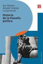 Libro Historia De La Filosofia Politica