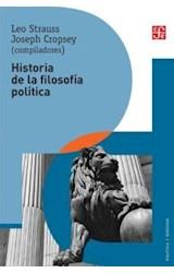 Papel HISTORIA DE LA FILOSOFIA POLITICA