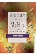 Papel ESTRUCTURAS DE LA MENTE (COLECCION PSICOLOGIA PSIQUIATRIA Y PSICOANALIS)