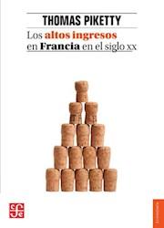 Libro Los Altos Ingresos En Francia En El Siglo Xx