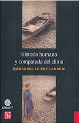 Papel HISTORIA HUMANA Y COMPARADA DEL CLIMA
