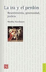 Libro La Ira Y El Perdon.