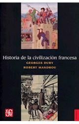 Papel HISTORIA DE LA CIVILIZACION FRANCESA